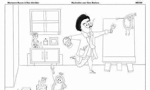 Kleurplaten En Zo Zoeken.Welkom Bij De Kinderboekenschrijvers Marianne Busser En Ron Schroder